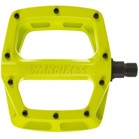 DMR V8 Pedals yellow